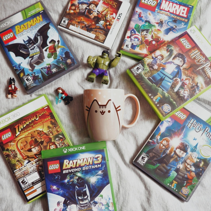 Why I Love Lego Games