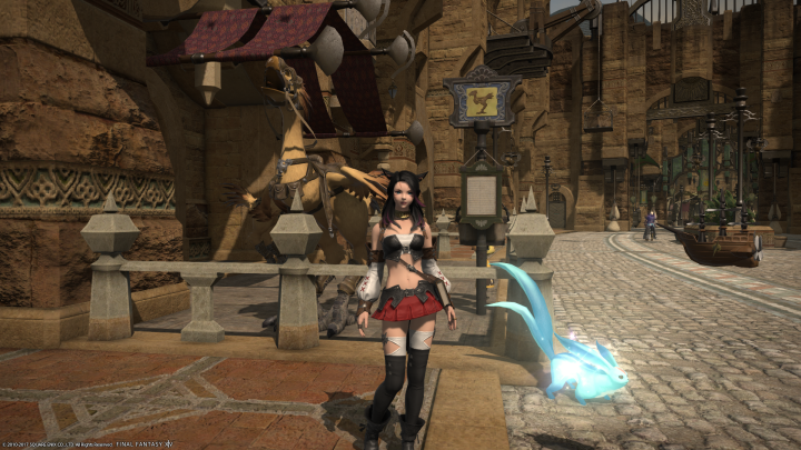 Trying Out an MMO: Final FantasyXIV