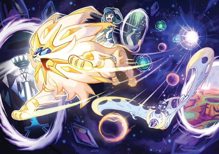 Ultra Sun and Ultra Moon: The End of anEra