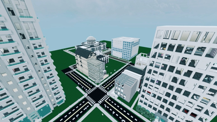 The Making of a MinecraftCity