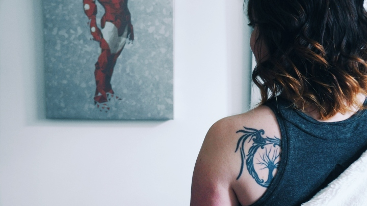 On Life, Death, and Anime-inspired Tattoos